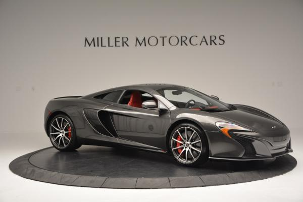 Used 2015 McLaren 650S for sale Sold at Alfa Romeo of Greenwich in Greenwich CT 06830 10