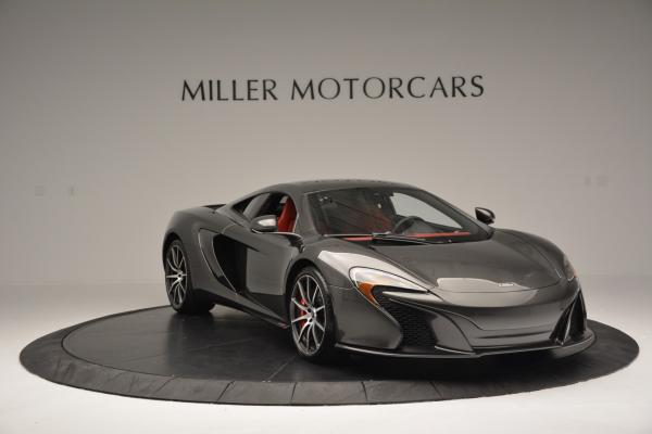 Used 2015 McLaren 650S for sale Sold at Alfa Romeo of Greenwich in Greenwich CT 06830 11
