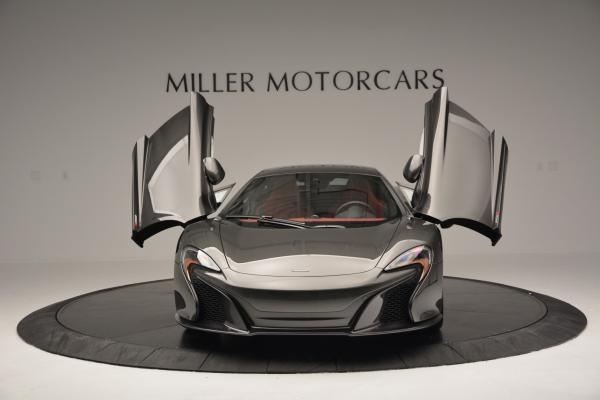 Used 2015 McLaren 650S for sale Sold at Alfa Romeo of Greenwich in Greenwich CT 06830 13