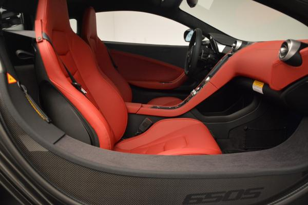 Used 2015 McLaren 650S for sale Sold at Alfa Romeo of Greenwich in Greenwich CT 06830 18