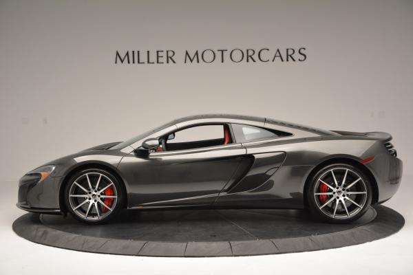 Used 2015 McLaren 650S for sale Sold at Alfa Romeo of Greenwich in Greenwich CT 06830 3