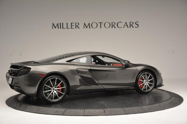 Used 2015 McLaren 650S for sale Sold at Alfa Romeo of Greenwich in Greenwich CT 06830 8