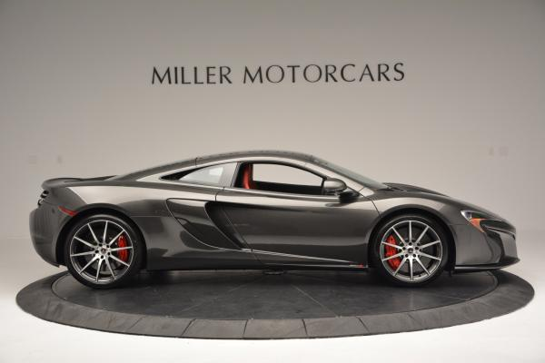 Used 2015 McLaren 650S for sale Sold at Alfa Romeo of Greenwich in Greenwich CT 06830 9