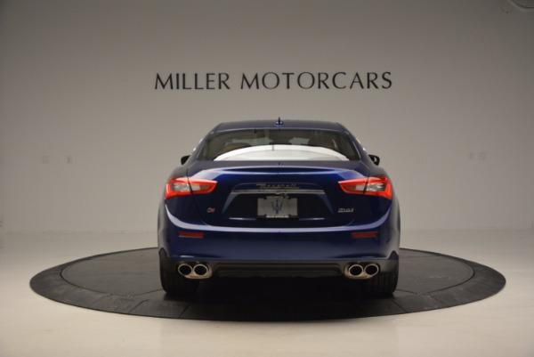 New 2017 Maserati Ghibli S Q4 for sale Sold at Alfa Romeo of Greenwich in Greenwich CT 06830 6
