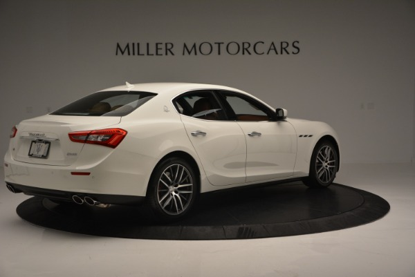 Used 2017 Maserati Ghibli S Q4 Ex-Loaner for sale Sold at Alfa Romeo of Greenwich in Greenwich CT 06830 8