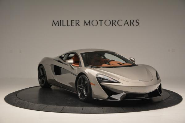 New 2016 McLaren 570S for sale Sold at Alfa Romeo of Greenwich in Greenwich CT 06830 11