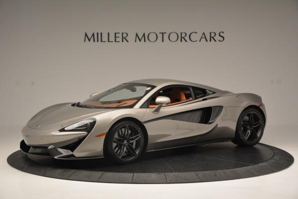 New 2016 McLaren 570S for sale Sold at Alfa Romeo of Greenwich in Greenwich CT 06830 2