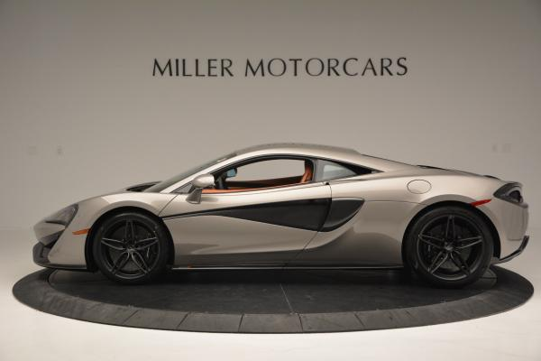 New 2016 McLaren 570S for sale Sold at Alfa Romeo of Greenwich in Greenwich CT 06830 3