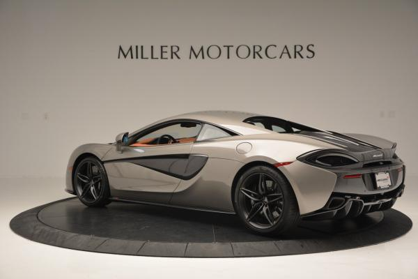 New 2016 McLaren 570S for sale Sold at Alfa Romeo of Greenwich in Greenwich CT 06830 4
