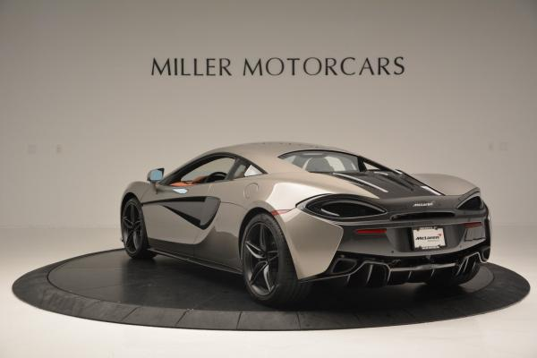 New 2016 McLaren 570S for sale Sold at Alfa Romeo of Greenwich in Greenwich CT 06830 5