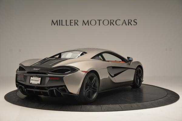 New 2016 McLaren 570S for sale Sold at Alfa Romeo of Greenwich in Greenwich CT 06830 7