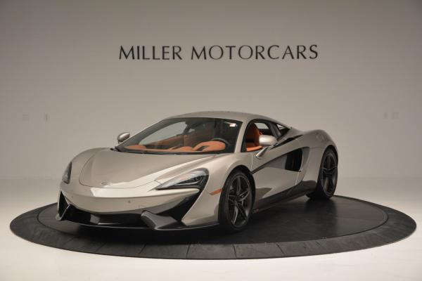 New 2016 McLaren 570S for sale Sold at Alfa Romeo of Greenwich in Greenwich CT 06830 1