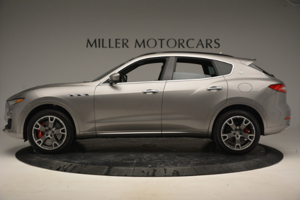 New 2017 Maserati Levante S for sale Sold at Alfa Romeo of Greenwich in Greenwich CT 06830 3
