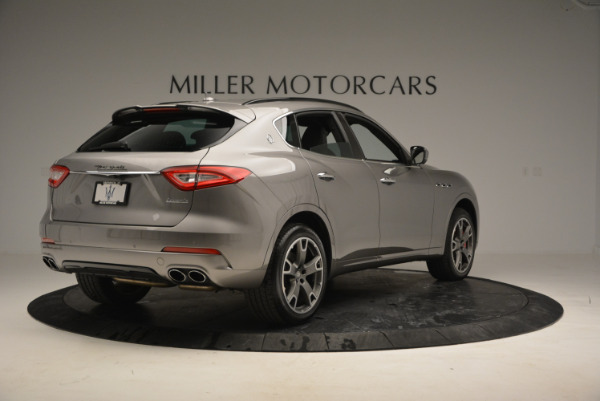 New 2017 Maserati Levante S for sale Sold at Alfa Romeo of Greenwich in Greenwich CT 06830 7