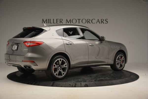 New 2017 Maserati Levante S for sale Sold at Alfa Romeo of Greenwich in Greenwich CT 06830 8