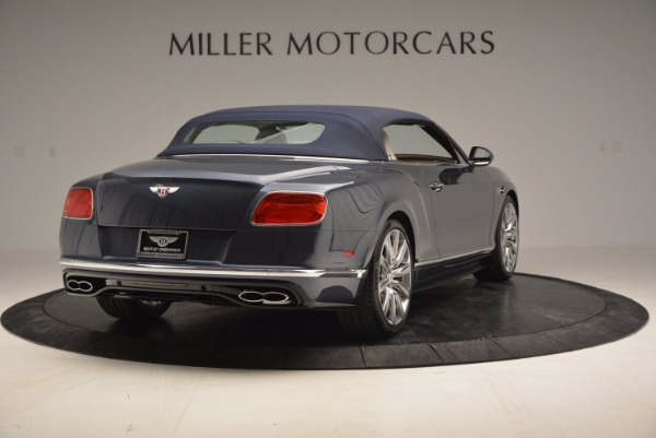 New 2017 Bentley Continental GT V8 S for sale Sold at Alfa Romeo of Greenwich in Greenwich CT 06830 20