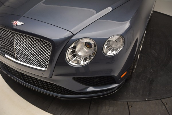 Used 2017 Bentley Continental GT V8 S for sale $179,900 at Alfa Romeo of Greenwich in Greenwich CT 06830 26