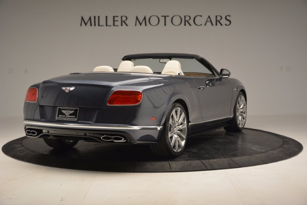 Used 2017 Bentley Continental GT V8 S for sale $179,900 at Alfa Romeo of Greenwich in Greenwich CT 06830 7