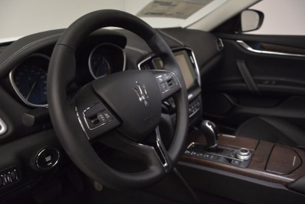 New 2017 Maserati Ghibli SQ4 for sale Sold at Alfa Romeo of Greenwich in Greenwich CT 06830 16