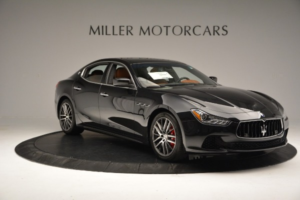 Used 2017 Maserati Ghibli S Q4 for sale $44,900 at Alfa Romeo of Greenwich in Greenwich CT 06830 11
