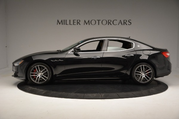 Used 2017 Maserati Ghibli S Q4 for sale $44,900 at Alfa Romeo of Greenwich in Greenwich CT 06830 3