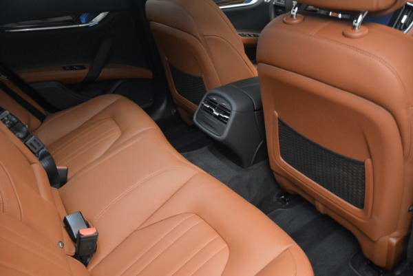 New 2017 Maserati Ghibli S Q4 for sale Sold at Alfa Romeo of Greenwich in Greenwich CT 06830 23