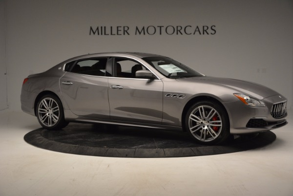 New 2017 Maserati Quattroporte S Q4 GranLusso for sale Sold at Alfa Romeo of Greenwich in Greenwich CT 06830 10