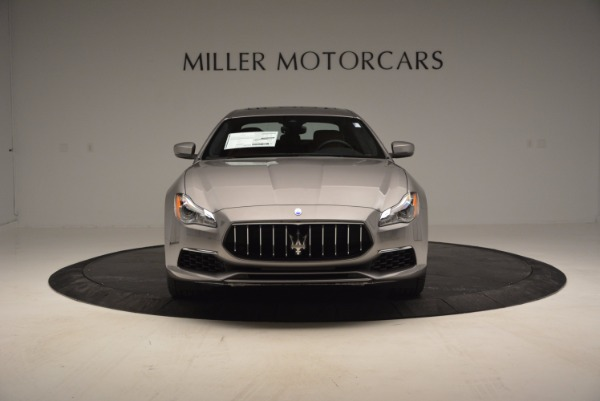 New 2017 Maserati Quattroporte S Q4 GranLusso for sale Sold at Alfa Romeo of Greenwich in Greenwich CT 06830 12