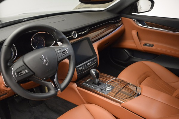 New 2017 Maserati Quattroporte S Q4 GranLusso for sale Sold at Alfa Romeo of Greenwich in Greenwich CT 06830 13
