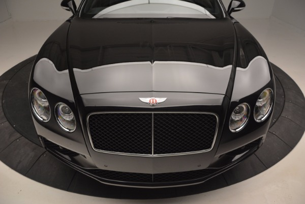 Used 2017 Bentley Flying Spur V8 S for sale Sold at Alfa Romeo of Greenwich in Greenwich CT 06830 13