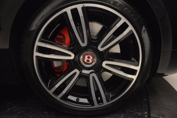 Used 2017 Bentley Flying Spur V8 S for sale Sold at Alfa Romeo of Greenwich in Greenwich CT 06830 16