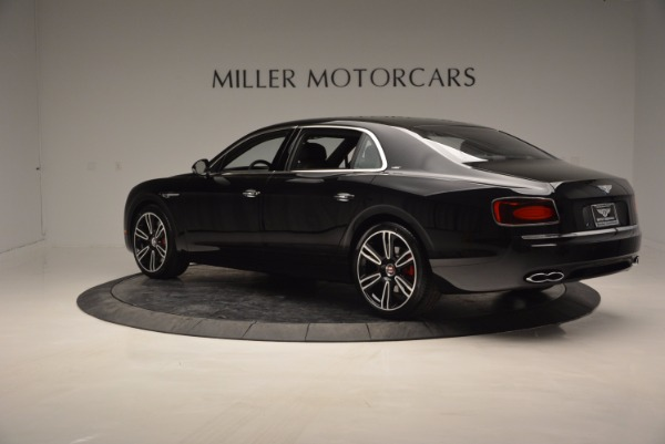 Used 2017 Bentley Flying Spur V8 S for sale Sold at Alfa Romeo of Greenwich in Greenwich CT 06830 5
