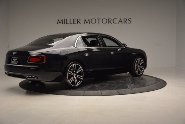 Used 2017 Bentley Flying Spur V8 S for sale Sold at Alfa Romeo of Greenwich in Greenwich CT 06830 8