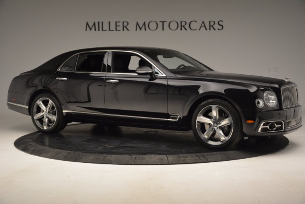 Used 2017 Bentley Mulsanne Speed for sale Sold at Alfa Romeo of Greenwich in Greenwich CT 06830 10