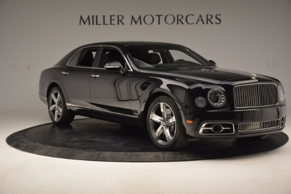 Used 2017 Bentley Mulsanne Speed for sale Sold at Alfa Romeo of Greenwich in Greenwich CT 06830 11