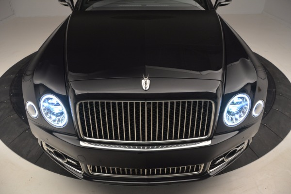 Used 2017 Bentley Mulsanne Speed for sale Sold at Alfa Romeo of Greenwich in Greenwich CT 06830 14