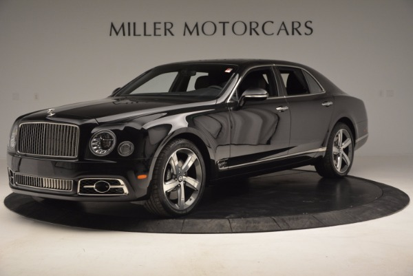 Used 2017 Bentley Mulsanne Speed for sale Sold at Alfa Romeo of Greenwich in Greenwich CT 06830 2