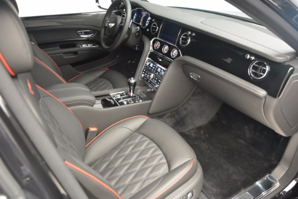 Used 2017 Bentley Mulsanne Speed for sale Sold at Alfa Romeo of Greenwich in Greenwich CT 06830 26