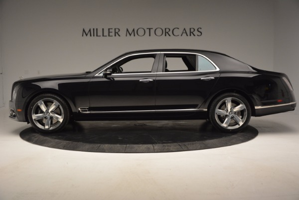 Used 2017 Bentley Mulsanne Speed for sale Sold at Alfa Romeo of Greenwich in Greenwich CT 06830 3