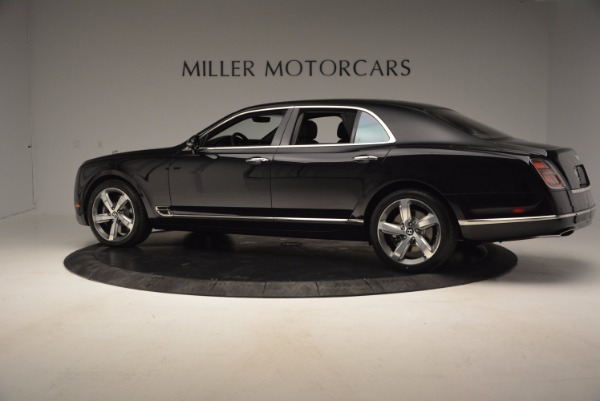 Used 2017 Bentley Mulsanne Speed for sale Sold at Alfa Romeo of Greenwich in Greenwich CT 06830 4