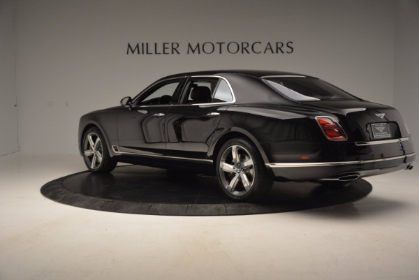 Used 2017 Bentley Mulsanne Speed for sale Sold at Alfa Romeo of Greenwich in Greenwich CT 06830 5