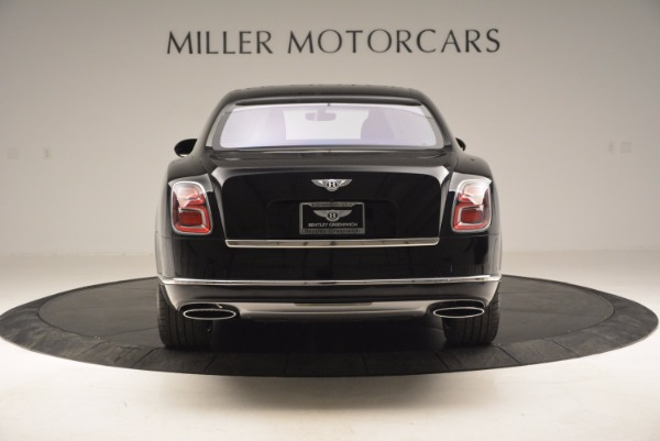 Used 2017 Bentley Mulsanne Speed for sale Sold at Alfa Romeo of Greenwich in Greenwich CT 06830 6