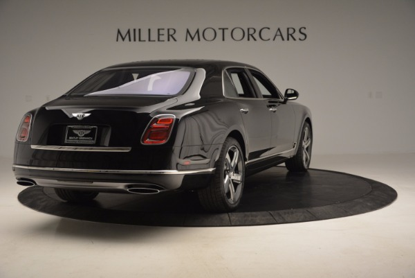 Used 2017 Bentley Mulsanne Speed for sale Sold at Alfa Romeo of Greenwich in Greenwich CT 06830 7