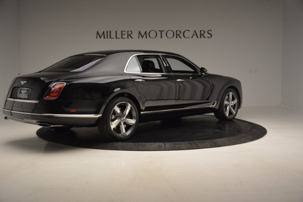 Used 2017 Bentley Mulsanne Speed for sale Sold at Alfa Romeo of Greenwich in Greenwich CT 06830 8
