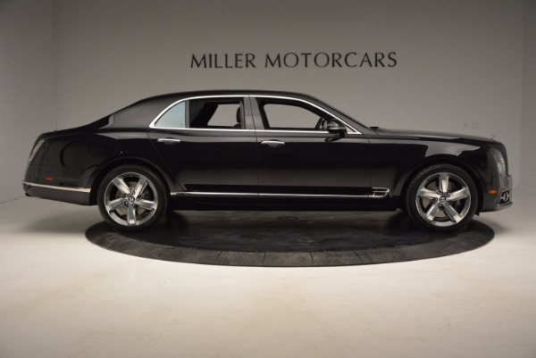 Used 2017 Bentley Mulsanne Speed for sale Sold at Alfa Romeo of Greenwich in Greenwich CT 06830 9