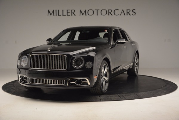 Used 2017 Bentley Mulsanne Speed for sale Sold at Alfa Romeo of Greenwich in Greenwich CT 06830 1