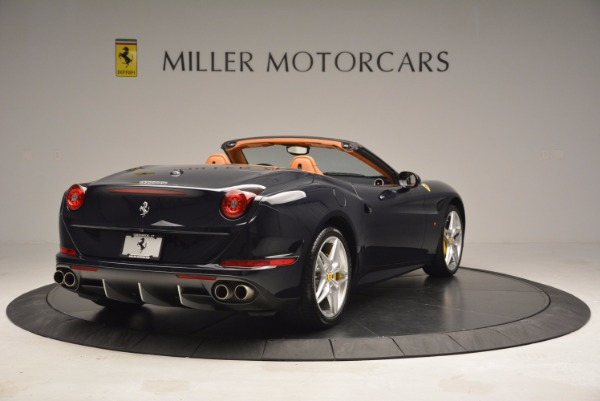 Used 2015 Ferrari California T for sale Sold at Alfa Romeo of Greenwich in Greenwich CT 06830 7
