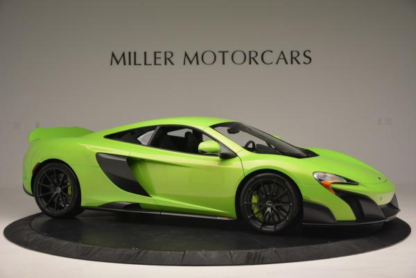 Used 2016 McLaren 675LT Coupe for sale $249,900 at Alfa Romeo of Greenwich in Greenwich CT 06830 10