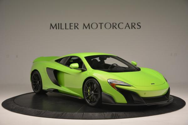 Used 2016 McLaren 675LT Coupe for sale $249,900 at Alfa Romeo of Greenwich in Greenwich CT 06830 11