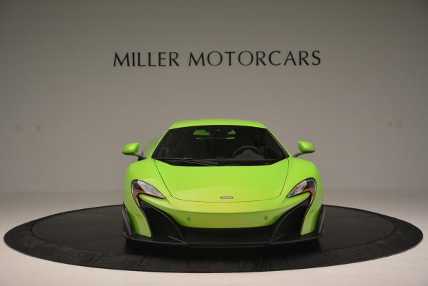 Used 2016 McLaren 675LT Coupe for sale $249,900 at Alfa Romeo of Greenwich in Greenwich CT 06830 12